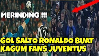 Video Gila ! Gol Salto Ronaldo Buat Kagum Fans Juventus !! MP3, 3GP, MP4, WEBM, AVI, FLV Mei 2019
