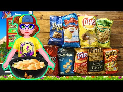 kids games-Potato Chip Factory Crazy Fun – Android Apps on Google Play