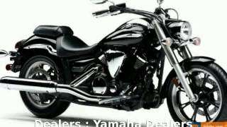10. 2010 Yamaha V Star 950 Base - Details, Review