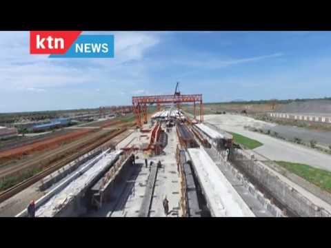 The Chamwada Report 29th May 2016 - Episode 45 - [Part 1] The Making of Standard Gauge Railway
