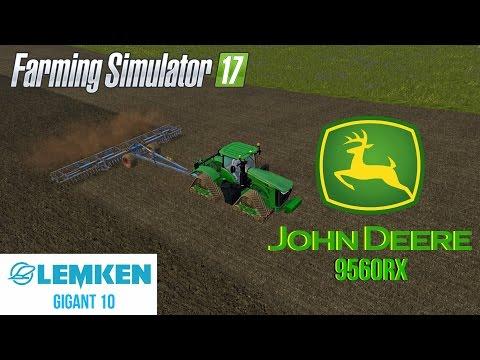John Deere 9560 RX v1.0