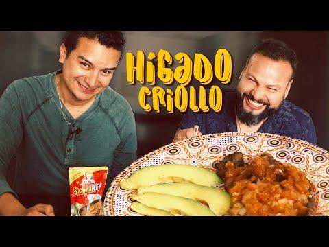 Hígado Criollo