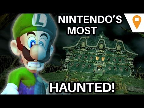 Luigi's Mansion: MYSTERIES, DISCOVERIES, and NOSTALGIA of Nintendo's Most Haunted!   Pixel Portals