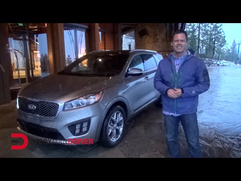 First Drive Review: 2016 Kia Sorento on Everyman Driver