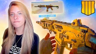 THIS IS FUN! Gold ICR Grind! - Road to Diamond Assault Rifles (BO4)