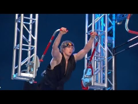 Logan Paul In American Ninja Warrior | Logan Pauls Hidden Talent