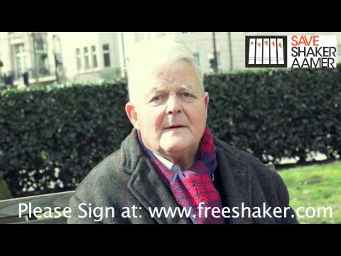 Bruce Kent Urges You To Support The Petition