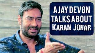 Video Ajay Devgn finally breaks his silence on Karan Johar!! MP3, 3GP, MP4, WEBM, AVI, FLV Oktober 2018