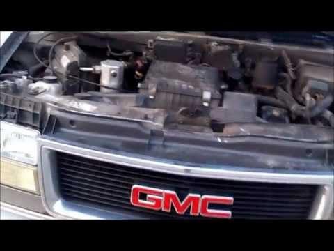 Chevy Gmc Astro Van Safari ventilation repair