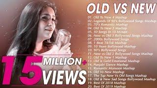 Video Old VS New Bollywood Mashup Songs   90's Bollywood Songs Mashup   Romantic HINDI Mashup songs 2019 download in MP3, 3GP, MP4, WEBM, AVI, FLV January 2017