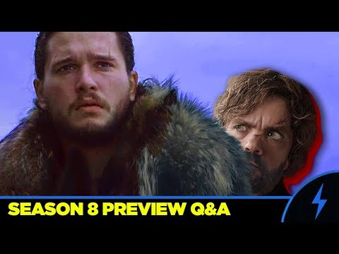 Game of Thrones - WHO WILL BETRAY JON? - Season 8 Episode 1 Preview Q&A (Season 7 Recap Too!)