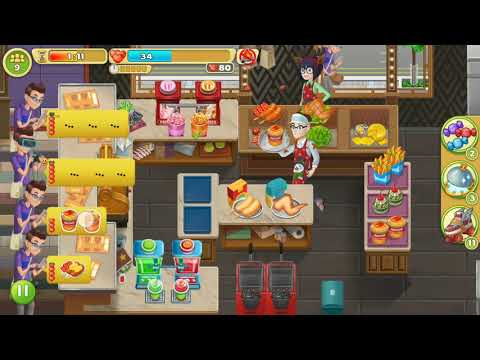 Cooking Diary Gameplay - Cinecafe