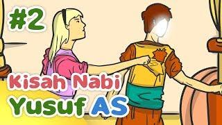Nonton Kisah Nabi Yusuf As Digoda Zulaiha Istri Qitfir   Kartun Anak Muslim Indonesia Film Subtitle Indonesia Streaming Movie Download