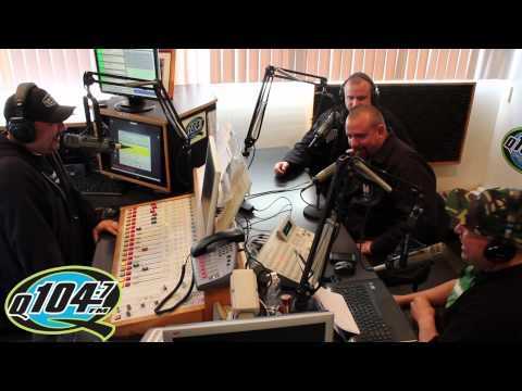 Comedian Duo Corey and Chad Interview on Q1047 The Rico and Mambo Morning Show.mov