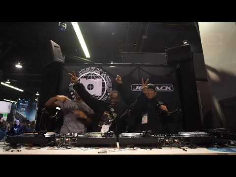 "Episode 24  ""Building Better DJs Live from NAMM 2020 featuring ""DJ Aladdin""!"