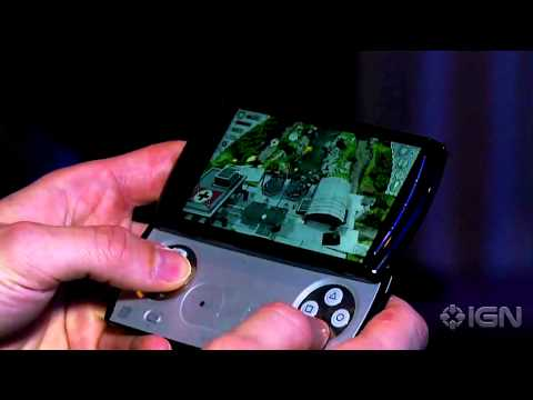 preview-Sony Ericsson Xperia Play Video Review (IGN)