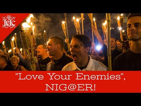 "The Israelites: ""LOVE YOUR ENEMIES, NIG@ER!!!""  (Matt.5:43 Explained)"