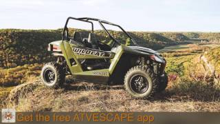 6. Arctic Cat Wildcat Trail 50-Inch Side-By-Side Breakdown- ATVESCAPE.com