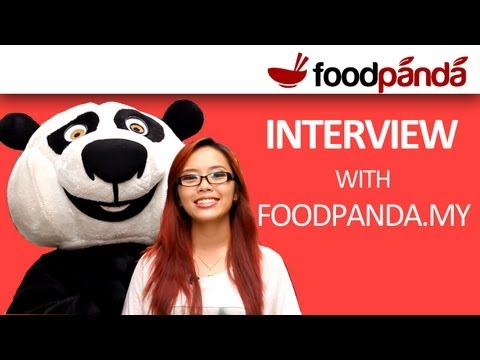 Interview with Foodpanda.my - Online Food Delivery Service Malaysia