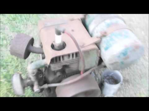 Download Villiers Mk10 Stationary Engine HD Mp4 3GP Video and MP3