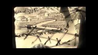 Tranh Cát Cầu Tre Lắc Lẻo - NS. Nguyễn Quốc Việt - Phương Nhi - Lê Phong Giao Sand Art.flv