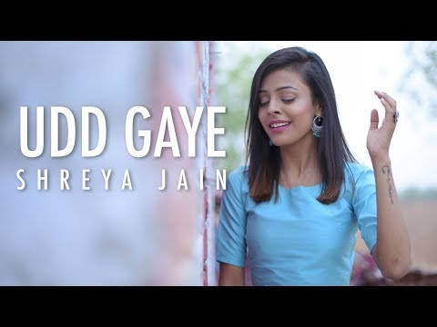 Udd Gaye | Ritviz | Female Indian Classical Cover | Shreya Jain | Vivart