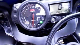 9. 2005 Suzuki GSXR-600 20th Anniversary