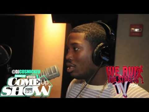 Meek Mill - Freestyle *Come Up Show*