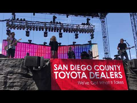 "Little Big Town ""Summer Fever"" Sound Check At The San Diego Fair 2018"