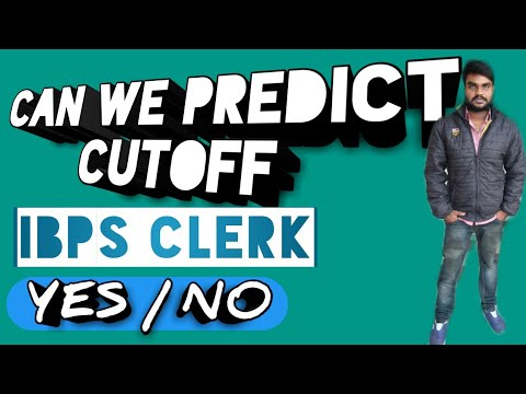 IBPS CLERK PRELIMS REVIEW AND ANALYSIS AND STATEWISE CUTOFF | IBPS CLERK PRELIMS EXPECTED CUTOFF