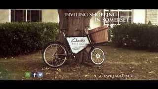 Clarks Village Television Advert 2014