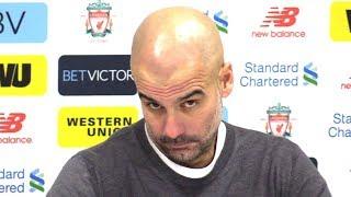 Download Video Liverpool 4-3 Manchester City - Pep Guardiola Post Match Press Conference - Premier League #LIVMCI MP3 3GP MP4