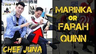 Video Chef Juna Pilih MARINKA atau FARAH QUINN ?? Wajib Nonton !! MP3, 3GP, MP4, WEBM, AVI, FLV Mei 2019