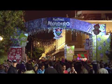 El Centro Histórico fue una fiesta el fin de año!