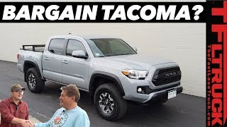 I Was Going To Buy a Subaru, But I Bought a Tacoma - Here Is Why! Dude, I Love My New Ride! by The Fast Lane Truck