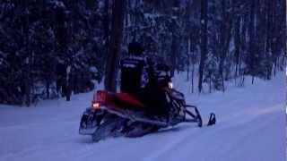 7. 2012 Arctic Cat Sno Pro f800 D&D can / exhaust