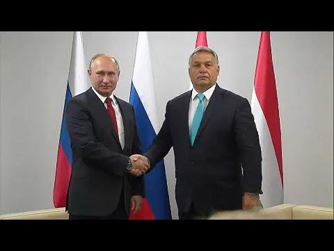 Μόσχα: Την Τρίτη η έβδομη συνάντηση Πούτιν- Όρμπαν