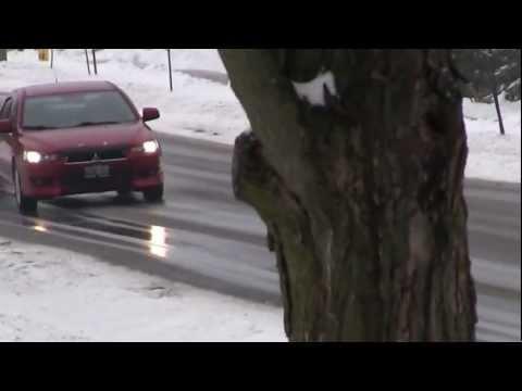 Conestoga students rue poor road conditions