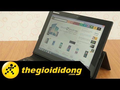 Đánh giá Lenovo MiiX 3 | www.thegioididong.com