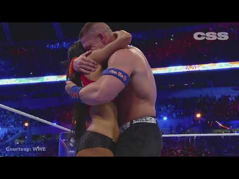John Cena and Nikki Bella broke up