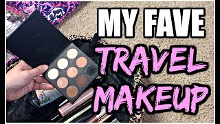 My 2017 what's in my travel makeup bag - see favorite toiletries & beauty/makeup products that I'm bringing with me on a trip to Europe in my carry-on luggage! :) Links below!► SUBSCRIBE FOR MORE BEAUTY VIDEOS: http://bit.ly/subtojess► MY HUSBAND TYLER'S CHANNEL/OUR VLOGS: http://bit.ly/1lDqfvi► SNAP  IG  TWITTER  FB: @jambeauty89❋ EBATES//MAKE MONEY SHOPPING ONLINE: http://bit.ly/1g7rj6W❋ HAUTELOOK//GET 50% OFF HIGH END MAKEUP: http://bit.ly/1fWXfuv▼ PRODUCTS MENTIONED ▼Clear TSA Approved Zip Bag (similar to mine) - http://go.magik.ly/ml/5u9q/Biore UV Aqua Rich SPF Lotion - http://go.magik.ly/ml/5mix/Cerave Hydrating Cleanser - http://go.magik.ly/ml/3kzd/Clinique Take the Day Off Cleansing Balm - http://go.magik.ly/ml/5wbr/Caudalie Vinosource Moisuturizing Sorbet - http://go.magik.ly/ml/5wcb/Caudalie Vinoperfect Radiance Serum - http://go.magik.ly/ml/4nqz/Origins Gin-Zing Eye Cream - http://go.magik.ly/ml/5wbs/     Bedhead Masterpiece Hairspray - http://go.magik.ly/ml/5wcb/Amika Dry Shampoo - http://go.magik.ly/ml/5wcd/LOreal Infallible Setting Spray - http://go.magik.ly/ml/5wce/First Aid Beauty Ultra Repair Cream - http://go.magik.ly/ml/5wbt/     Briogeo Rosarco Heat Protect Cream - http://go.magik.ly/ml/5wbu/Travalo Perfume Atomizer - http://go.magik.ly/ml/5wcj/Chanel Coco Mademoiselle - http://go.magik.ly/ml/5wcg/Nuxe Huile Prodigeuse - http://go.magik.ly/ml/5wck/Sally Hansen Gel Manicure Nail Polish - http://go.magik.ly/ml/5wbv/     Glossier Mint Balm Dot Com - http://go.magik.ly/ml/4mtl/TooFaced Hangover RX Primer - http://go.magik.ly/ml/5wcm/ YSL Touche Eclat Blur Primer - http://go.magik.ly/ml/5aw1/Urban Decay Eye Primer - http://go.magik.ly/ml/5wbw/      L'Oreal Infallible Lip Paint in Spicy Blush - http://go.magik.ly/ml/5wcl/  It Cosmetics CC Cream - http://go.magik.ly/ml/3fl3/Vera Bradley Hanging Organizer - http://go.magik.ly/ml/5u44/Patchology Flash Masque 5-minute Sheet Masks - http://go.magik.ly/ml/5wbz/      ELF Brush Cleansing Wipes - http://go.magi
