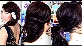Hanh's Easy 3 In 1 Romantic Wavy Hair Do'sfashion Tips For V-day