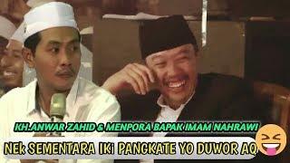 Video Bapak  ( MENPORA ) Imam Nahrawi Dibuat Senyum Kyai Anwar Zahid Terbaru November 2017 MP3, 3GP, MP4, WEBM, AVI, FLV Januari 2019