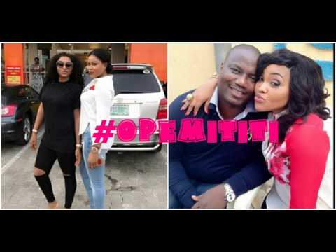 Mercy Aigbe Marriage Crash Due To Domestic Violence