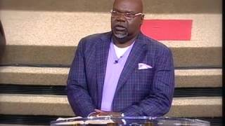 TD Jakes - Demonstration of Faith - Part 1
