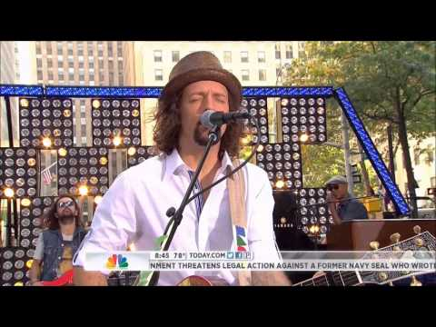 Jason Mraz - Interview & I Won't Give Up (Today Show) Mp3