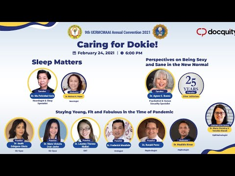 Usapan96uhay Doktor: Webcast Series WEBISODE 2 - Caring For Dokie!