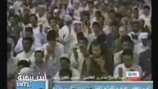 دعاء  الشيخ مشارى راشد العفاسى  الجامع فى ليلة القدر