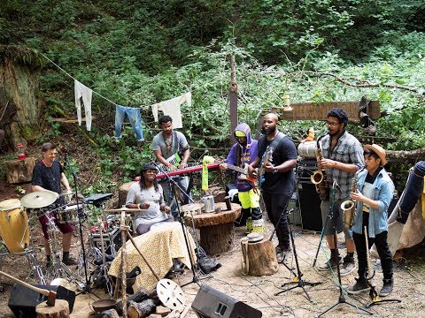 Ghost-Note - Can't Get Right - Old Growth Sessions @Pickathon 2017 S02E08