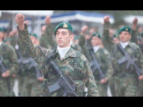 Η στρατιωτική παρέλαση στην Θεσσαλονίκη